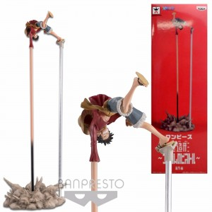 Banpresto One Piece Luffy Long Zoukei Gum Gum Pistol