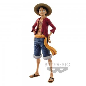 Banpresto One Piece Grandista Luffy