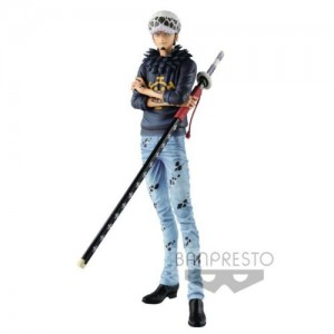 Banpresto One Piece Grandista Trafalgar Law