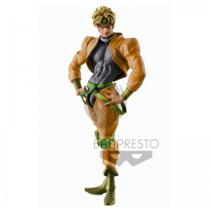Banpresto JoJo's Bizzarre Adventure Figure Gallery 4 Dio Brando