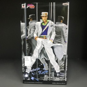 Banpresto JoJo's Bizzarre Adventure Figure Gallery 7 Jotaro Kujo