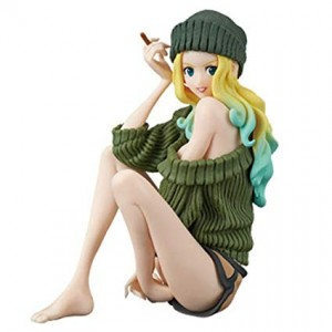 Banpresto Lupin III Groovy Baby Shot 5 Rebecca Rossellini Khaki Dress