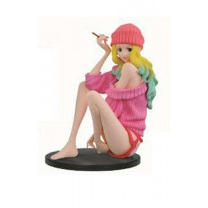 Banpresto Lupin III Groovy Baby Shot 5 Rebecca Rossellini Pink Dress