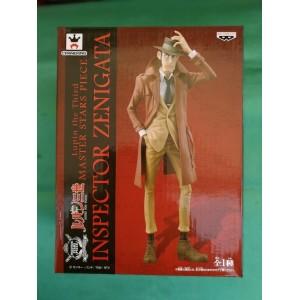 Banpresto Lupin III Master Stars Piece Zenigata