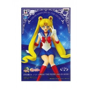 Banpresto Sailor Moon Break Time Figure Sailor Moon(Aperto per Controllo)