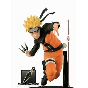 Banpresto Naruto Jump 50Th Anniversay Figure Uzumaki Naruto