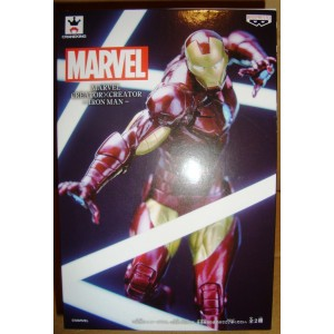 Banpresto Marvel Creator x Creator Iron Man