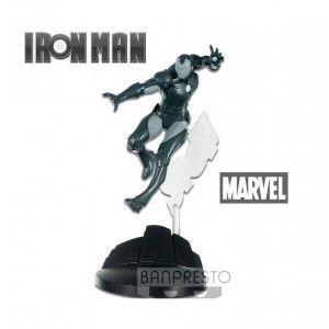 Banpresto Marvel Creator x Creator Iron Man Special Color