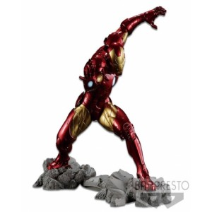 Banpresto Marvel Iron Man Goukai