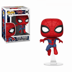 Funko POP Marvel Spider-Man Into The Spiderverse 404 Peter Parker
