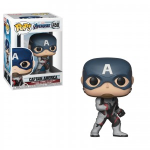 Funko POP Marvel Avengers End Game 450 Captain America