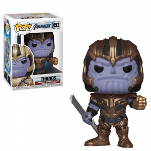 Funko POP Marvel Avengers End Game 453 Thanos