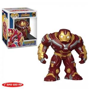 "Funko POP Marvel Avengers Infinity War 294 Hulkbuster ""Over Size"""
