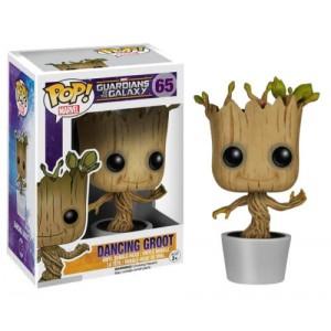 Funko POP Marvel Guardians Of The Galaxy 65 Dancing Groot