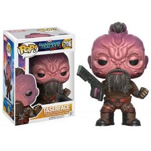 Funko POP Marvel Guardians Of The Galaxy Vol.2 206 Taserface