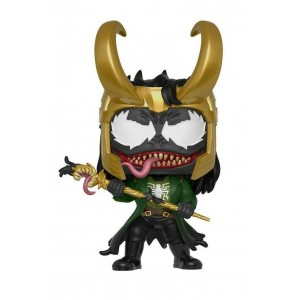 Funko POP Marvel Venom 368 Venomized Loki Exclusive