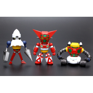 ES-03/04/05 Getter Robot Set