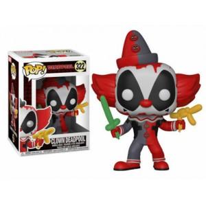 Funko POP Marvel Deadpool 322 Clown Deadpool