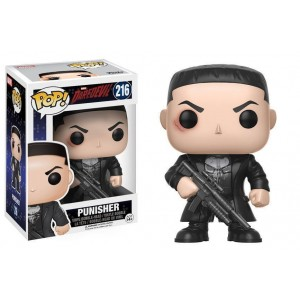Funko POP Marvel Daredevil 216 Punisher