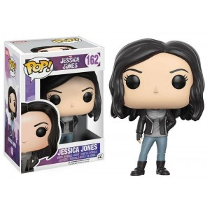 Funko POP Marvel Jessica Jones 162 Jessica Jones