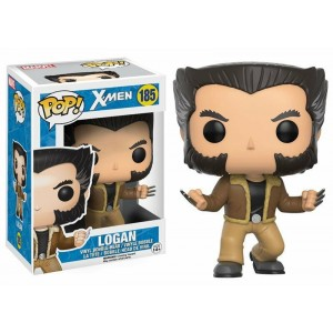 Funko POP Marvel X-Men 185 Wolverine Logan