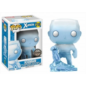 Funko POP Marvel X-Men 218 Iceman Exclusive