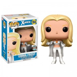 Funko POP Marvel X-Men 184 Emma Frost Exclusive