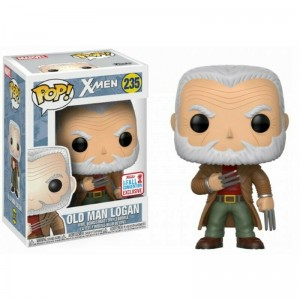 Funko POP Marvel X-Men 235 Old Man Logan Exclusive
