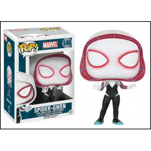 Funko POP Marvel 146 Spidergwen Hooded