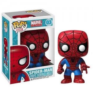 Funko POP Marvel 03 Spider-Man