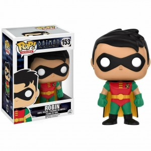 Funko POP Heroes Batman The Animated Series 153 Robin