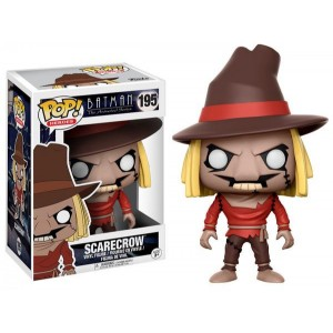 Funko POP Heroes Batman The Animated Series 195 Scarecrow