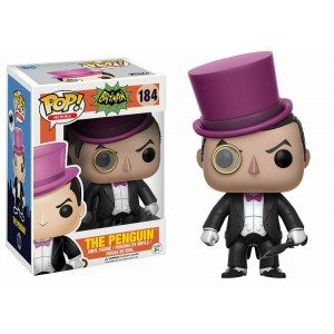 Funko POP Heroes Batman Classic Tv Series 184 The Penguin