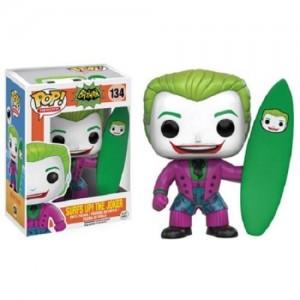 Funko POP Heroes Batman Classic Tv Series 134 Surfs Up! The Joker