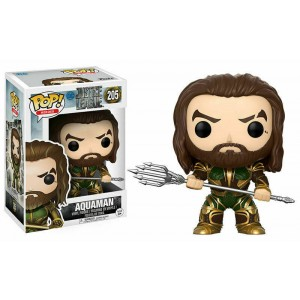 Funko POP Heroes Justice League 205 Aquaman