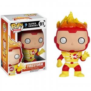Funko POP Heroes DC Super Heroes 91 Firestorm