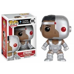 Funko POP Heroes DC Super Heroes 95 Cyborg