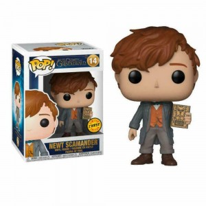 Funko POP Fantastic Beasts The Crimes Of Grindelwald 14 Newt Scamander Chase