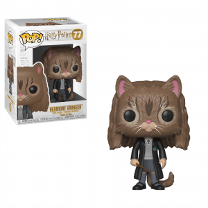 Funko POP Harry Potter 77 Hermion as Cat