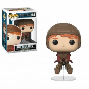 Funko POP Harry Potter 54 Ron Weasley on Broom