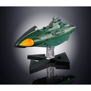 Bandai Soul Of Chogokin GX-89 Space Battleship Yamato Garmillas Space Cruiser
