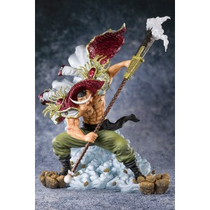 Bandai Figuarts Zero One Piece  Whitebeard/Barbabianca Edward Newgate Pirate Captain