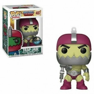 Funko POP Television Masters Of The Universe 487 Trap-Jaw Exclusive