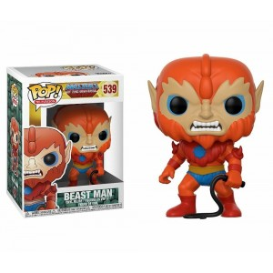 Funko POP Television Masters Of The Universe 539 Beast Man