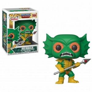 Funko POP Television Masters Of The Universe 564 Merman