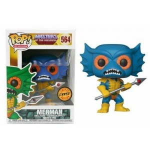 "Funko POP Television Masters Of The Universe 564 Merman ""Chase"""