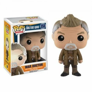 Funko POP Television Dr. Who 358 War Doctor