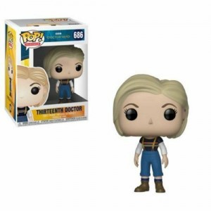 Funko POP Television Dr. Who 686 13TH Doctor