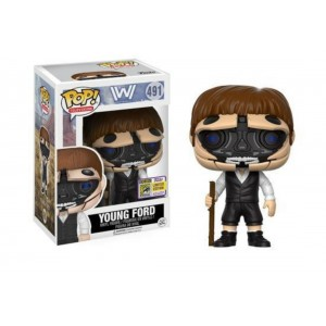 Funko POP Television Westworld 491 Young Ford Exclusive