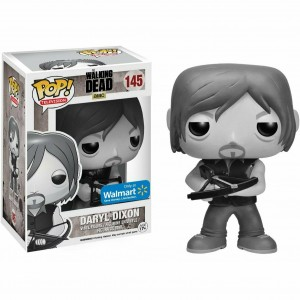 Funko POP Television The Walking Dead 145 Daryl Dixon B/W Exclusive